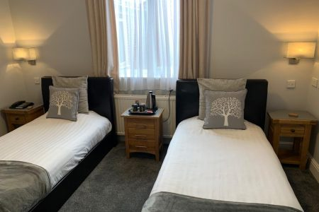 Standard Double & Twin Rooms